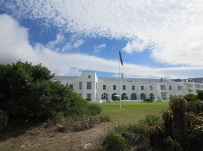 The Marine Hotel.
