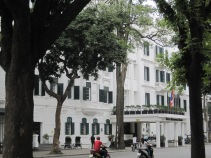 Metropole Hanoi.