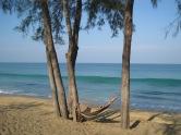 Mai Khao Beach.