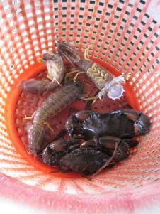 Laem Hin Seafood.