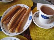 Café San Agustín.
