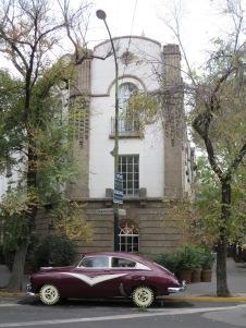 Hotel Condesa DF.